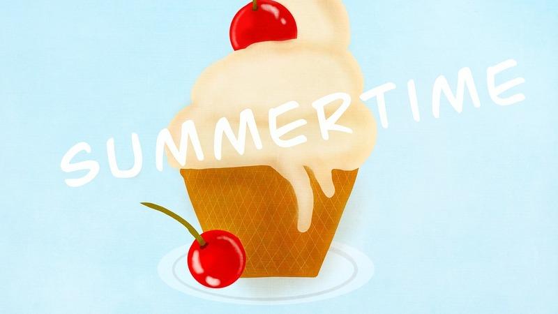 Sommerzeit ist Ferienzeit